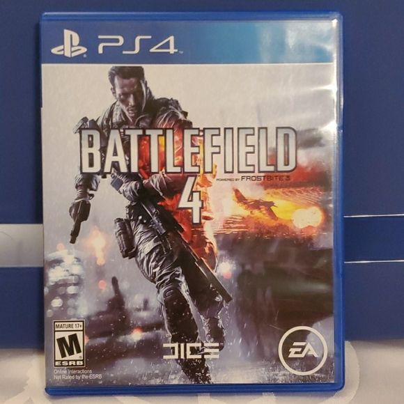 Dice Other - PS 4 Battlefield 4 Powered By FrostBites